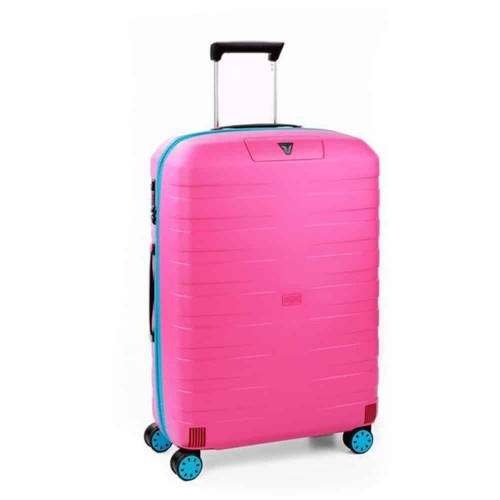 Roncato Trolley Medio Box Young 4 Pink Blue.jpg