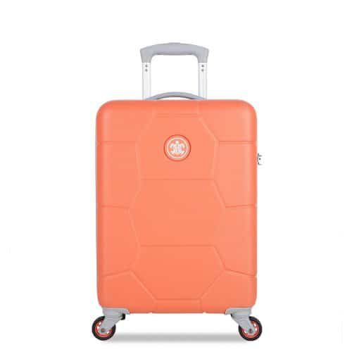 Tr 12462 Caretta Evergreen Suitcases 20 Melon Front Preview.jpeg