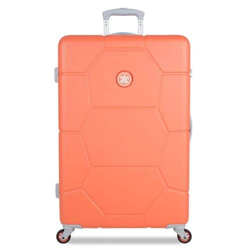 Tr 12468 Caretta Evergreen Suitcases 28 Melon Front Preview.jpeg